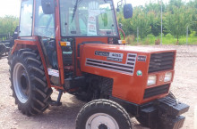 Tumosan 4055. Най-икиномичен трактор!