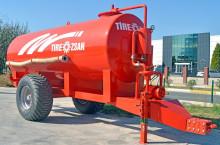 TIRE OZSAN-Цистерна за разпръскване на течна органична тор