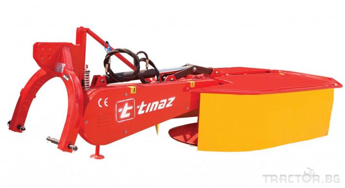 Косачки TINAZ - Дискови косачки 0