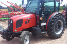 Tumosan 4155 - Най-икономичен трактор! Ниска кабина!