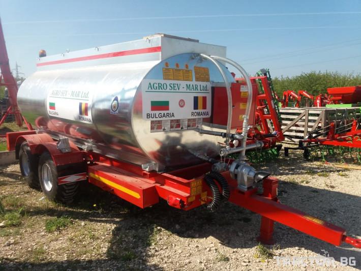 Ремаркета и цистерни Цистерни за вода SAHINLER 0 - Трактор БГ