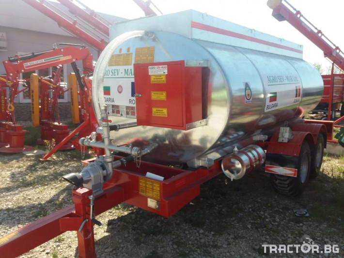 Ремаркета и цистерни Цистерни за вода SAHINLER 2 - Трактор БГ