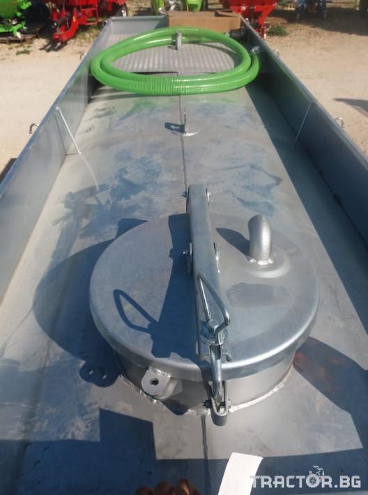 Ремаркета и цистерни Цистерни за вода SAHINLER 4 - Трактор БГ