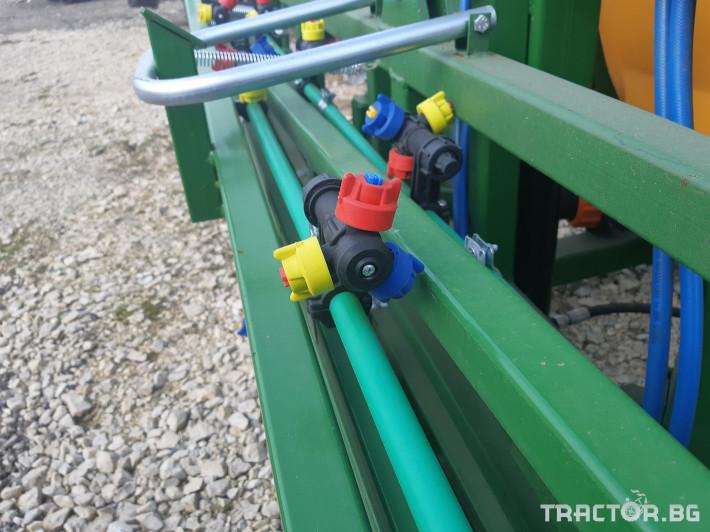 Пръскачки пръскачка турска 1000 литрова навесна щангова пръскачка UNTAR с 16 метра щанги 2 - Трактор БГ
