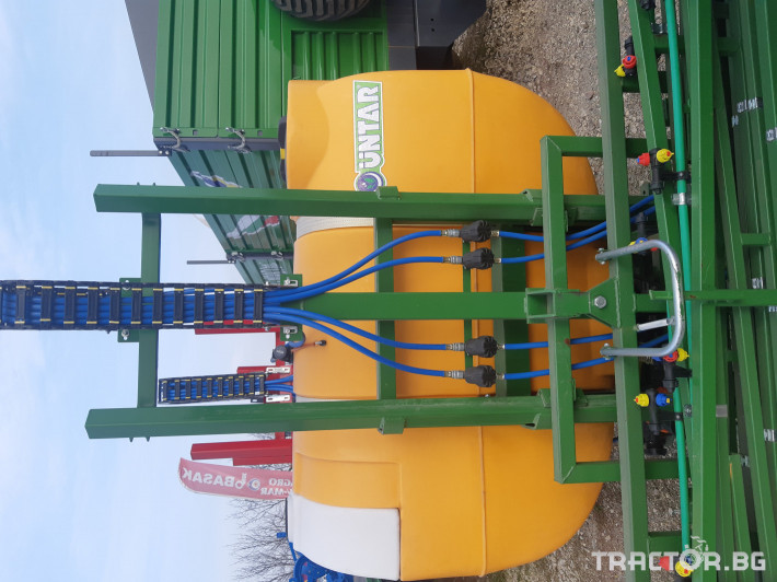 Пръскачки пръскачка турска 1000 литрова навесна щангова пръскачка UNTAR с 16 метра щанги 3 - Трактор БГ