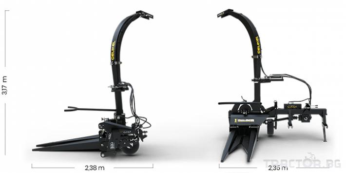 Други CELIKEL силажирка - едноредова или двуредова 0 - Трактор БГ