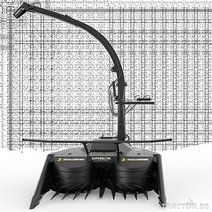 Други CELIKEL силажирка - едноредова или двуредова 3 - Трактор БГ