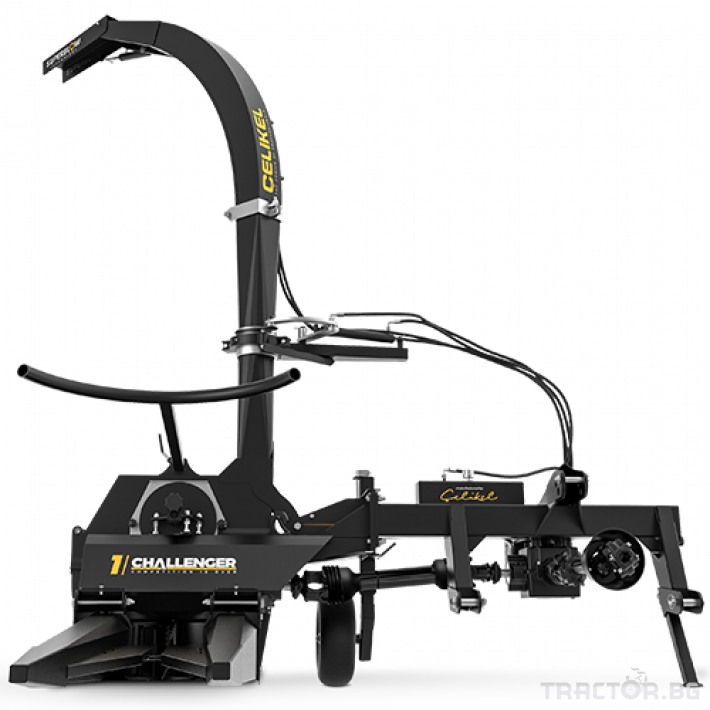 Други CELIKEL силажирка - едноредова или двуредова 5 - Трактор БГ