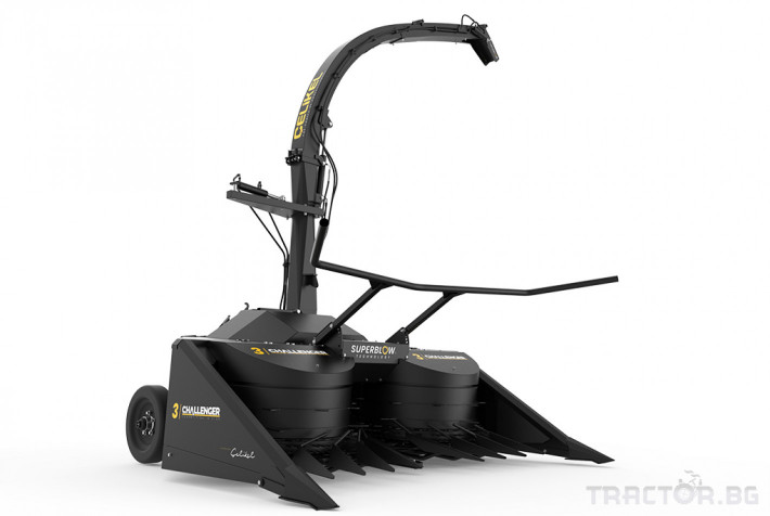 Други CELIKEL силажирка - едноредова или двуредова 10 - Трактор БГ