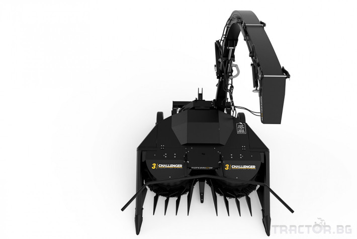 Други CELIKEL силажирка - едноредова или двуредова 13 - Трактор БГ
