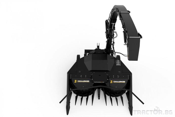 Други CELIKEL силажирка - едноредова или двуредова 14 - Трактор БГ