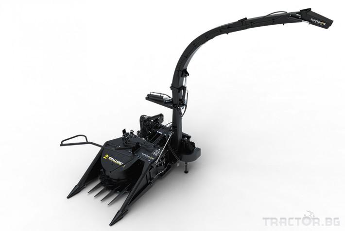 Други CELIKEL силажирка - едноредова или двуредова 21 - Трактор БГ