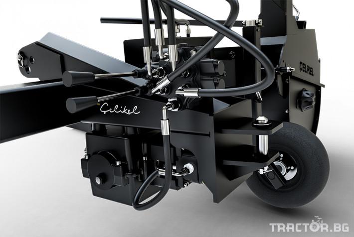 Други CELIKEL силажирка - едноредова или двуредова 23 - Трактор БГ