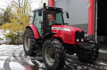 Massey Ferguson Употребяван трактор MF6480